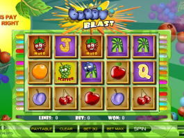 picture of Berry Blast free online