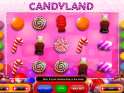 picture of slot Candyland free online