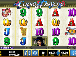 picture of online free slot Cupid and Psyche