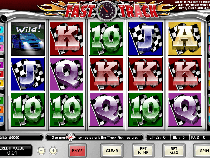 pic of slot Fast Track free online