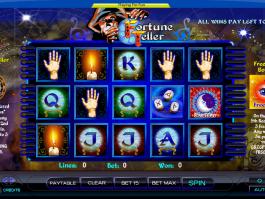 Pic of slot Fortune Teller free online