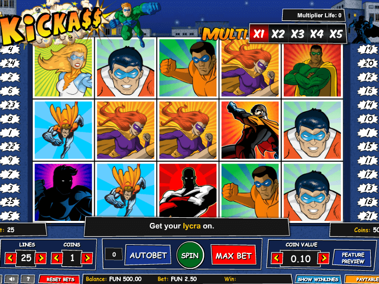 kickass slot machine play free online game slotu pic of slot kickass free online malvernweather Gallery