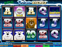 picture of online free slot Polar Riches
