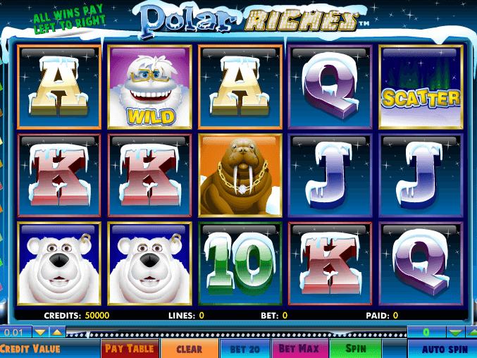 Spiele Polar Riches - Video Slots Online