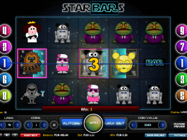 picture of slot Star Bars free online