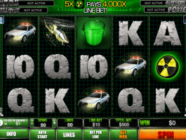 pic of slot The Incredible Hulk - 50 Lines free online