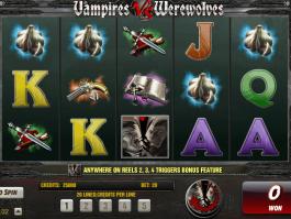 slot Vampires vs. Werewolves free online