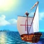 Ship of online free casino slot Colubus Deluxe