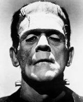 Picture from movie Frankenstein