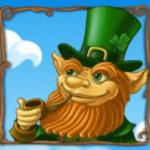 Golden Shamrock joc ca la aparate gratis - Simbol wild