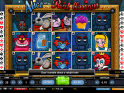 picture of free online slot Alice and the Red Queen