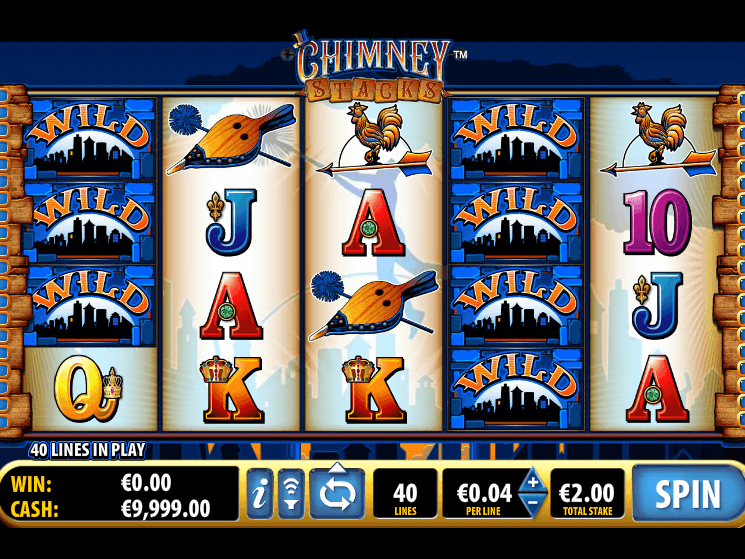 pic from free online slot Chimney Stacks
