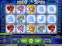 picture from free online slot Disco Spins