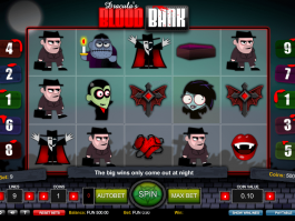 pic of free online slot Dracula´s Blood Bank