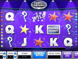 pic from Family Fortunes free slot online