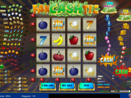 picture of Fancashtic free online slot
