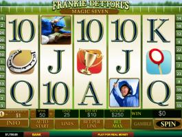 picture of free online slot Frankie Dettori´s Magic 7