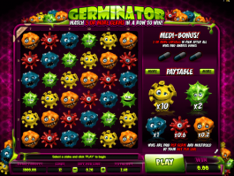 picture from Germinator free online slot