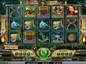 Screen from free online slot game Ghost Pirates