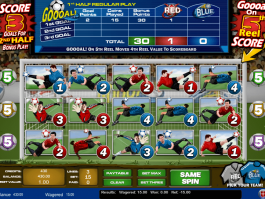 picture of free online slot Goooal!