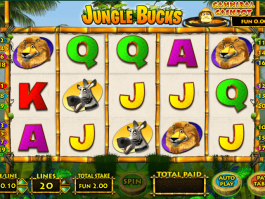 pic from Jungle Bucks free online slot