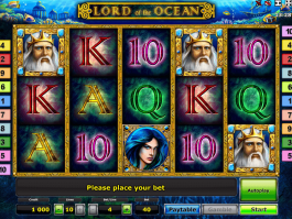 slot Lord of the ocean