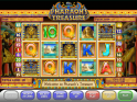 picture from free slot online Pharaoh´s Treasure
