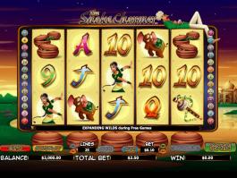 pic from free online slot Snake Charmer