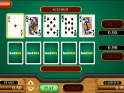 pic of card slot game Texas Choose Em free online