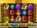 picture from the slot Treasure of the Pyramids free online