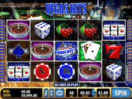 pic from free online slot Vegas Hits
