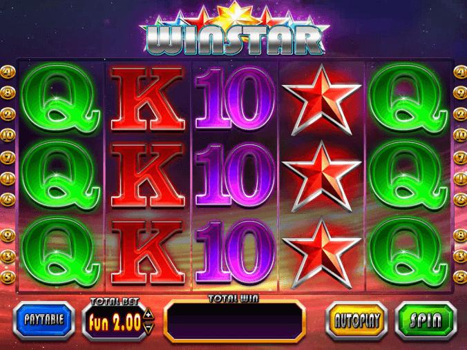 Winstar Slot Machine