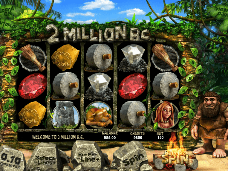 Play One Million Reels BC Slot Machine Free with No Download