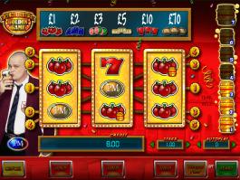 Free online slot Al Murray´s Golden Game