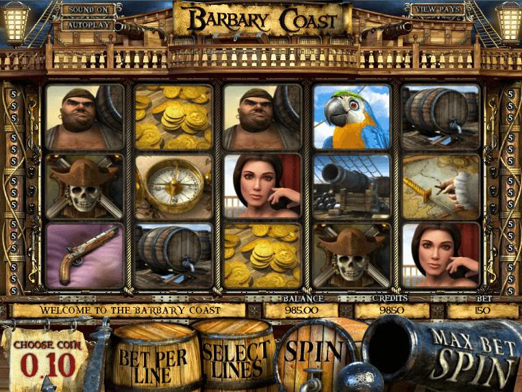 free online slot Barbary Coast