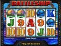 Picture from casino game Battleship