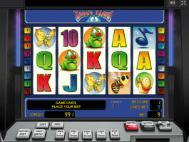Beetle Mania online free slot