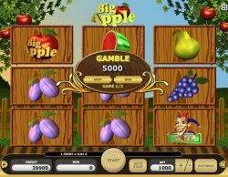 Big Apple nyerőgépes játék szórakozáshoz