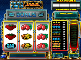 Criss Cross Max Power free online slot