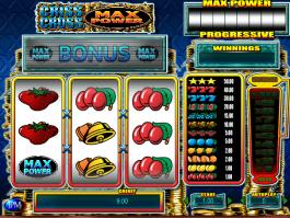 Criss Cross Max Power free online slot