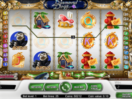 Online free slot machine Diamond Dogs