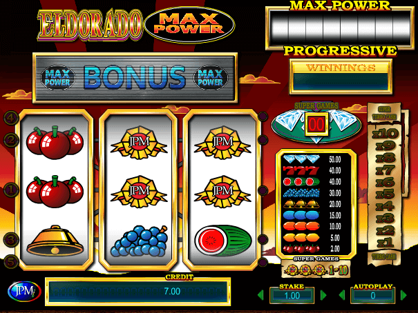 Spiele Eldorado - Video Slots Online
