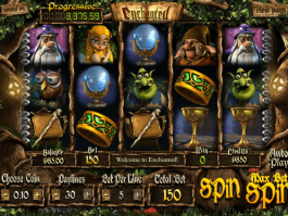 free online slot Enchanted