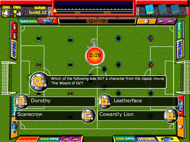 free online slot Football Quiz