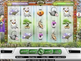 Casino online free slot Geisha Wonders for fun