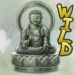 Símbolo de Buda en la tragamonedas online Geisha Wonders