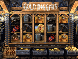 online free slot Gold Diggers