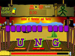 online free slot Hangman