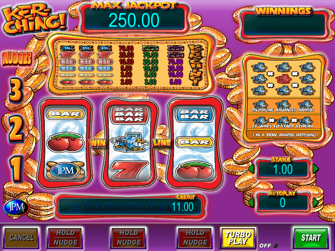 Online free slot KerChing with no download