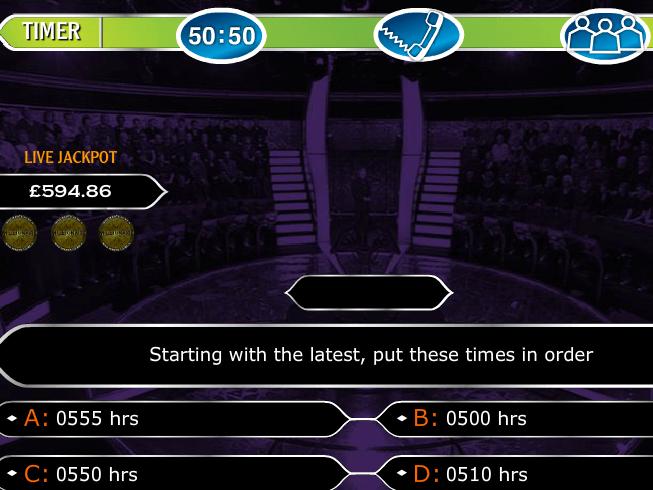 free online slot Millionaire